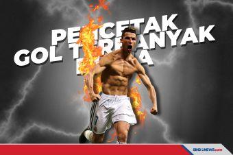 Salip Josef Bican, Cristiano Ronaldo Pencetak Gol Terbanyak Dunia