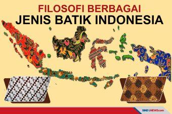 Menambah Percaya Diri, Ini Filosofi Berbagai Jenis Batik Indonesia