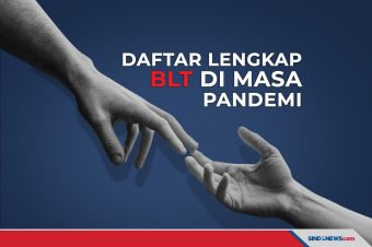 Daftar Lengkap BLT dari Kementerian Sosial di Masa Pandemi