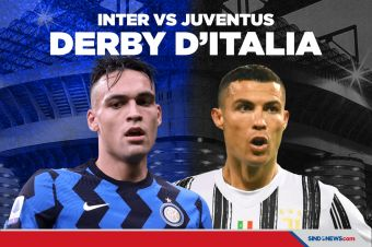 Inter Milan vs Juventus: Taktik Conte Ada di Kepala Pirlo