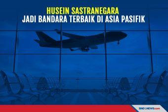 Husein Sastranegara Bandung Jadi Bandara Terbaik di Asia Pasifik