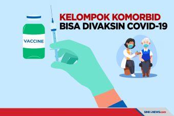 Persyaratan Vaksinasi Covid-19 untuk Kelompok Komorbid
