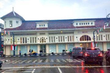 Awal Pekan, Bandung Raya Dilanda Hujan Ringan