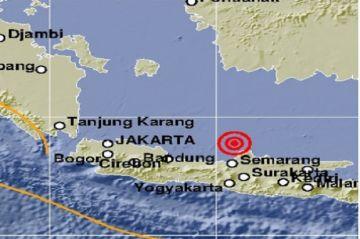 Gempa 6,1 Skala Richter Guncang Jepara Jawa Tengah