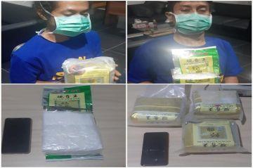 BNN Jabar Tangkap 2 Orang, Amankan 4 Kg Sabu di Leuwipanjang Bandung