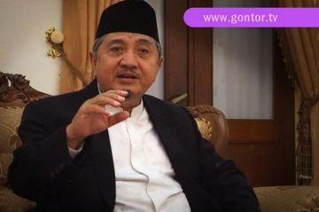 Pimpinan Ponpes Gontor KH Abdullah Syukri Zarkasyi Wafat