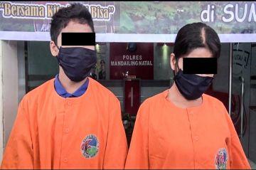 Janda di Madina Ajak Anaknya yang Masih SMP untuk Jualan Ganja