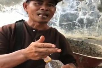 Viral, Botol Bisa Ngomong Bahasa Sunda