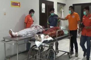 Dahsyatnya Ledakan Petasan saat Diracik Darah Berceceran, 2 Warga Tewas 7 Menderita Luka Bakar