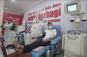 Usai Donorkan Plasma Konvalesen, Wali Kota Salatiga Bilang Begini
