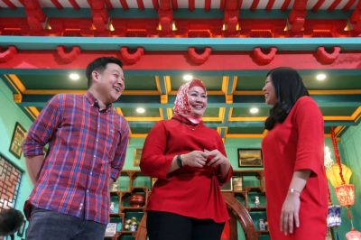 Sambut Imlek, Lippo Mall Puri Gelar The Great Lunar New Year