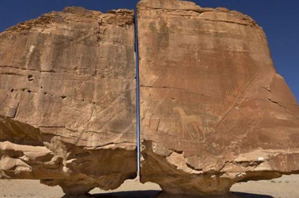 Ahli Geologi Tak Mampu Pecahkan Campur Tangan Tuhan di Tayma Oasis
