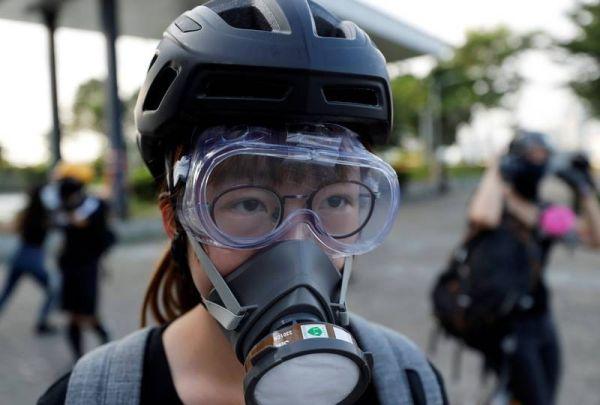 Benarkah Gas Air Mata adalah Senjata Kimia dan Bisa Tingkatkan Risiko COVID-19?