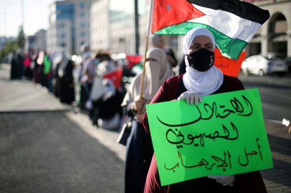 Israel Nekat Caplok Tepi Barat, Perdamaian di Palestina Terancam