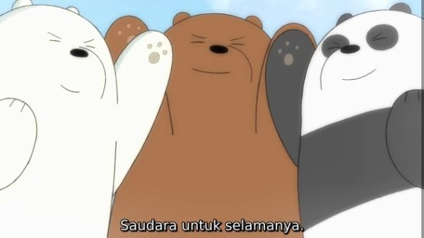 Pesan Penting We Bare Bears: The Movie yang Wajib Kita Ingat Seumur Hidup