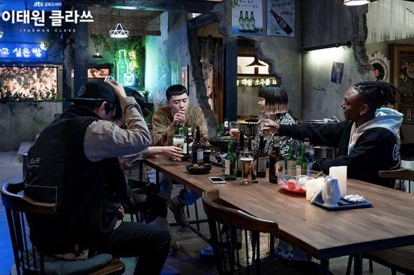 Resep Sundubu Jjigae a la Drama Itaewon Class