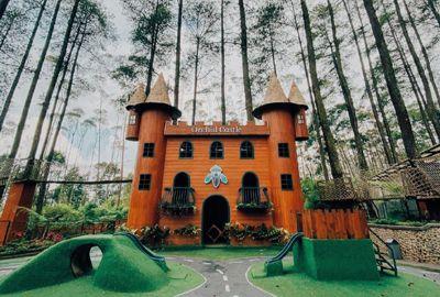 Genjot Kunjungan ke Lembang, Pengelola Wisata Alam Ini Gratiskan Tiket Masuk