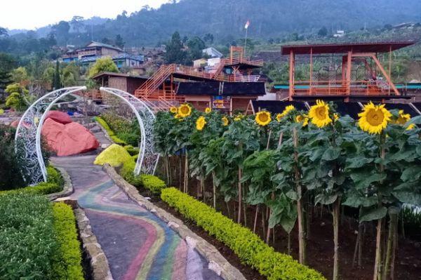 New Normal, Villa Khayangan Hadirkan Destinasi Wisata Instagramable di Bogor