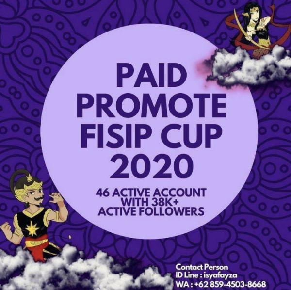Paid Promote dari Mahasiswa untuk Pebisnis Pemula, Murah dan Menguntungkan!