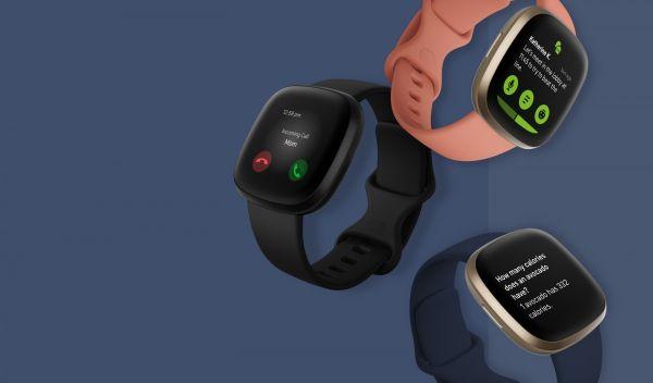 Fitbit Kenalkan Sense, Jam Tangan Canggih