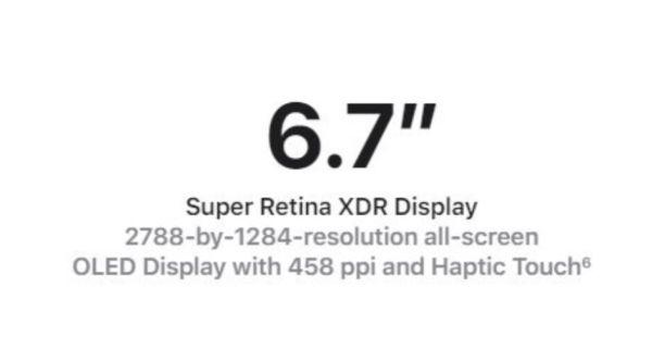 Bocoran Gambar Ungkap Apple Uji Refresh Rate 120Hz di iPhone 12 Pro Max 5G