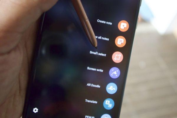 10 fitur Samsung Notes terbaik di Galaxy Note20