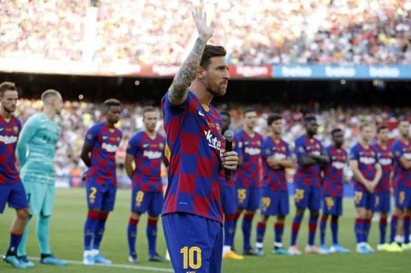 Pantaskah Messi Dihargai Tinggi?
