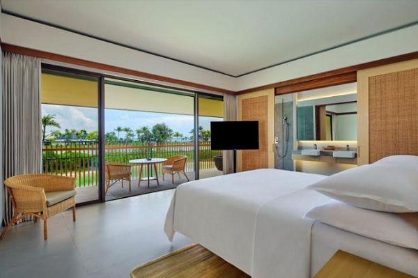 Sheraton Hotels Buka Resor Tepi Pantai di Pulau Belitung