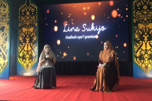 Fashion Show Busana Muslim Bangkitkan Ekonomi Kreatif di Kobar
