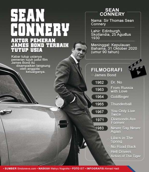 Sean Connery Filme