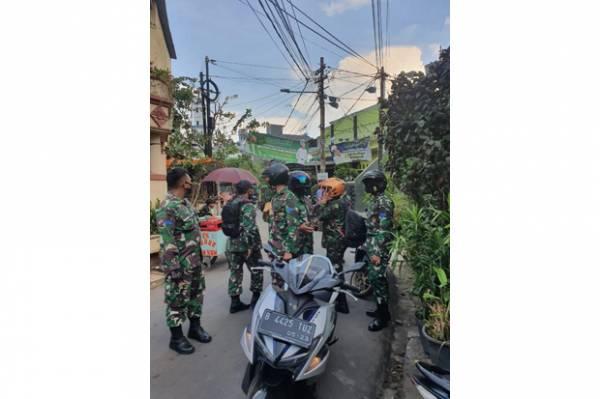 Datangi Markas FPI, Pasukan Elite Koopssus TNI Bertugas Atasi Masalah Genting