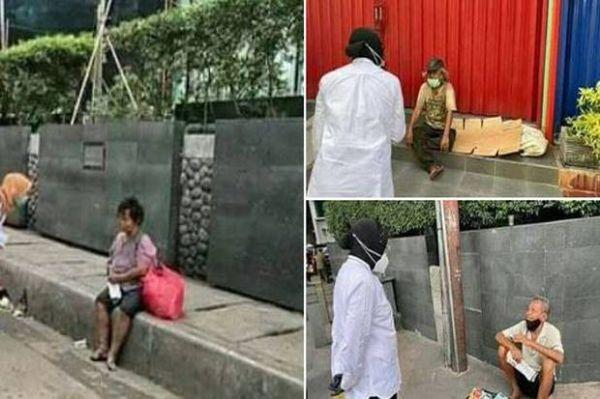 Sindiran Pedas Ariza ke Risma: Dari Umur 4 Tahun di Jakarta Baru Dengar Ada Tunawisma di Sudirman-Thamrin