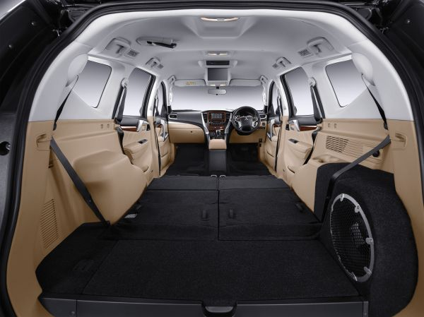 Mitsubishi Hadirkan Dua Varian Baru Pajero Sport Rockford Fosgate