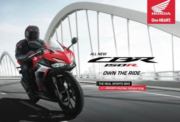 Spesifikasi Honda All New CBR150R 2021, Ini Perubahannya