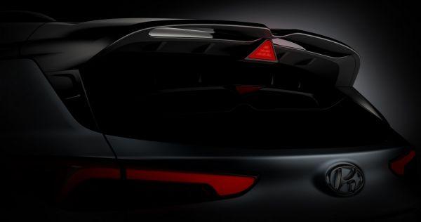 Hyundai Rilis Foto Resmi Hyundai Kona dengan Tenaga Paling Buas