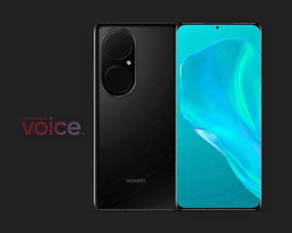 Bocoran Huawei P50 Pro Render mengungkap desain ponsel paling terkenal