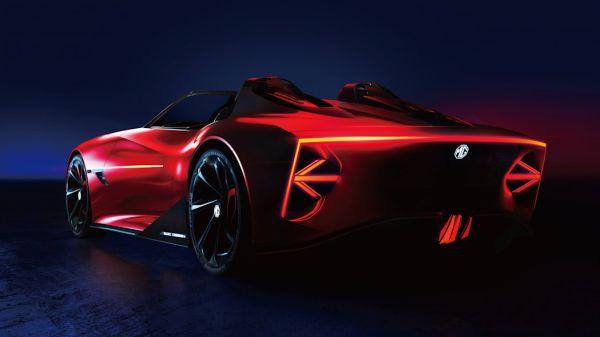MG Berupaya Kembalikan Romantika Kejayaan Balap Mobil Lewat Cyberster