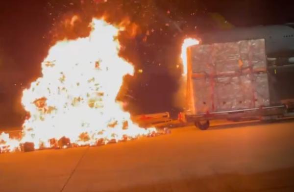 hp vivo terbakar