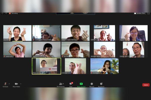 2 Aplicación de reunión virtual para padres despistados