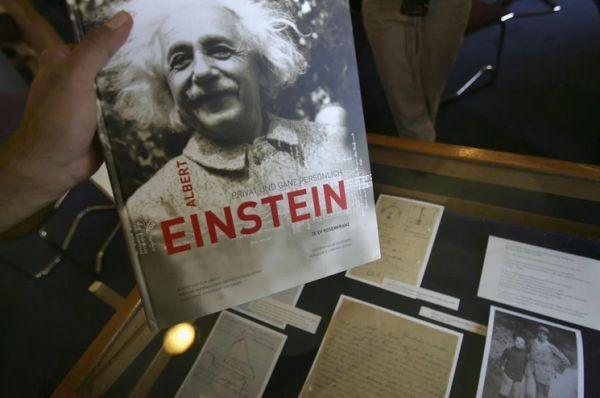 Keruntuhan 'Final' Israel Telah Diprediksi Einstein dalam Suratnya
