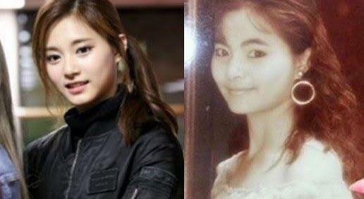 7 Potret Idol K-Pop Persis Seperti Orang Tuanya, Nomor 2 Mirip Banget