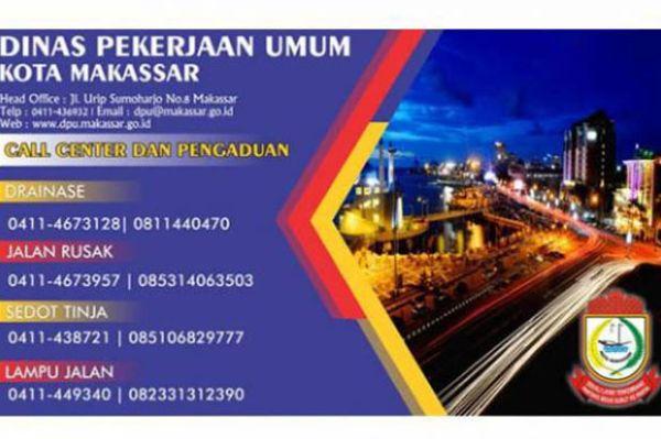 Dinas Pekerjaan Umum Makassar Pantau Pembenahan IPAL