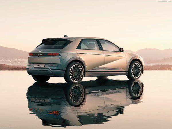 Akhirnya Mobil Listrik Baru Hyundai Dibuat Di Indonesia Maret 2022