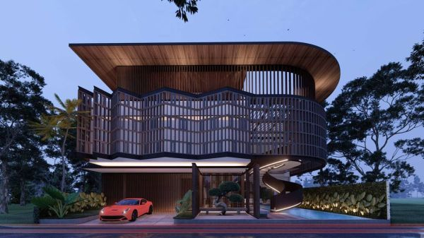 Ayu Ting Ting Builds a Luxurious and Modern House, No Longer Living in a Narrow Alley
