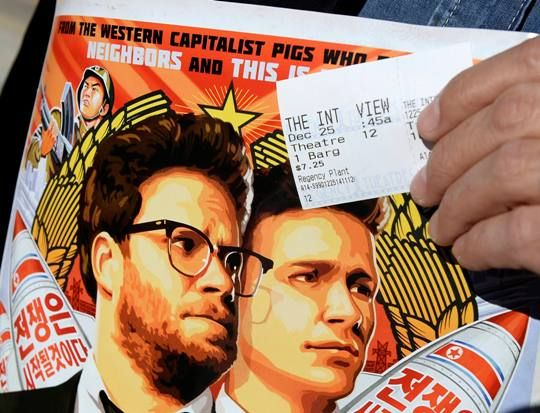 The Interview Diputar di YouTube