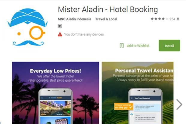Mister Aladin Luncurkan Fitur Tours and Activities
