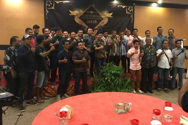 MNC Finance Gelar Gathering Showroom dan Agen di Bali