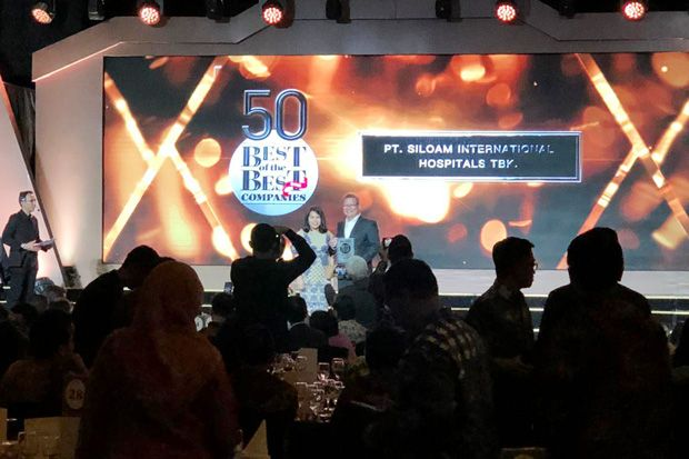 RS Siloam Raih 50 Best of The Best Companies Award 2018 Forbes