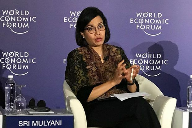 Sri Mulyani Dinobatkan Jadi Finance Minister of The Year 2019