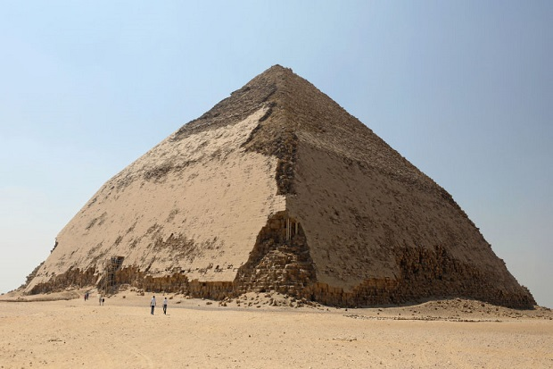 Egypt Opens Two of Its Pyramids for Tourists for First Time Since 1965